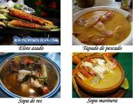 Comida Tipica de Copan Honduras