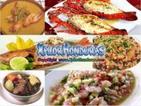 Comida Tipica de Las Islas de la Bahia
