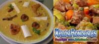 Comida tipica de Olancho Honduras