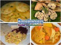 Comida Tipica de Valle Honduras