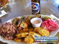 Comida Tipica Garifuna Honduras