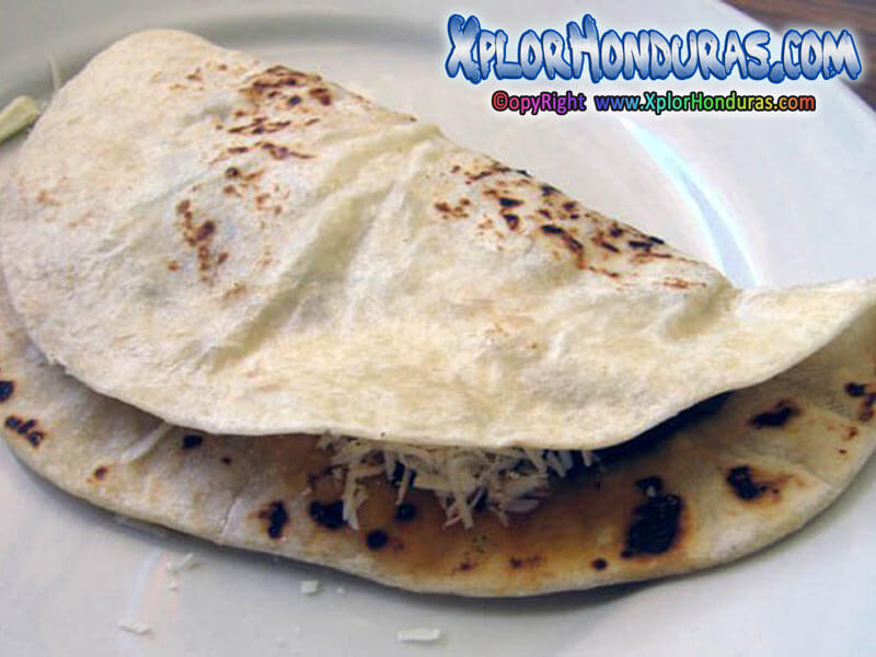 Tamales Hondurenos