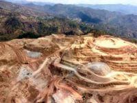 Concesiones Mineras en Honduras