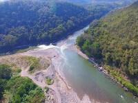 Confluencia de los Rios Ulua y Jicatuyo en Santa Barbara