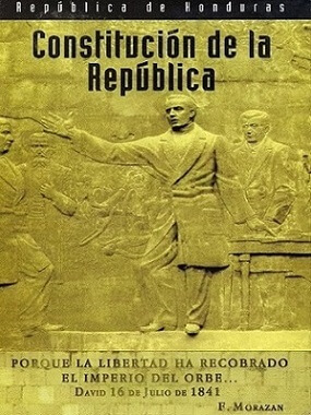 Constitución De La República República De Honduras