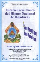 Cuestionario Civico del Hiimno Nacional de Honduras