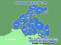 Departamento de La Paz y sus Municipios