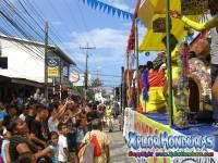 Desfile de carrozas Feria de Tela 2016