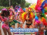 Desfile de Carrozas La Ceiba 2015 parte 2