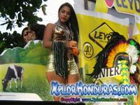 Desfile de Carrozas y Comparsas La Ceiba 2014 Parte 6