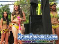Desfile de Carrozas y Comparsas La Ceiba Parte 7
