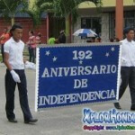 Desfiles Patrios Honduras 2013