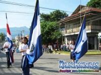 desfiles patrios honduras la ceiba 2013