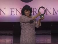 Discurso de Berta Caceres Premio Goldman 2015