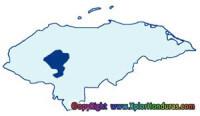 division politica de honduras departamento comayagua
