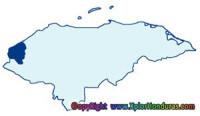 division politica de honduras departamento copan