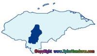 division politica de honduras departamento francisco morazan
