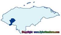 division politica de honduras departamento intibuca