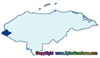 division politica de honduras departamento ocotepeque