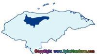 division politica de honduras departamento yoro