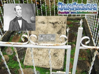 El Tesoro de William Walker Leyenda