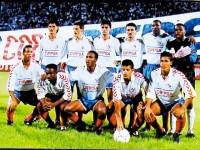 Equipo de Futbol Petrotela Honduras