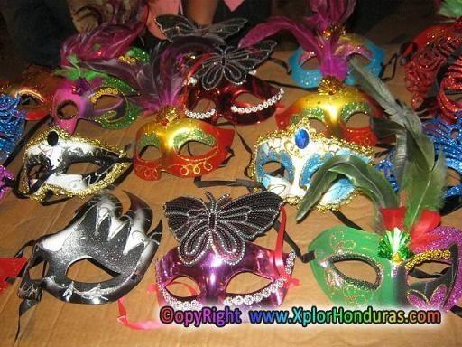 Ferias, Festivales y Guancascos de Honduras