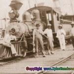 Ferrocarril de La Ceiba Honduras 1947