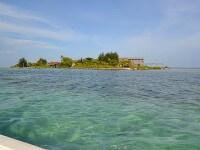 Ferry a Guanaja Islas de La Bahia