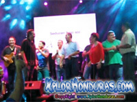 Festival de Octubre La Ceiba Shirley Paz