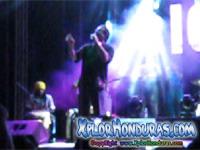 Festival de Octubre La Ceiba 2014 Moises Canelo