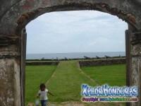 Fortaleza Santa Barbara Trujillo Honduras