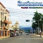 fotos Avenida San Isidro centro La Ceiba Honduras