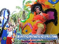 Fotos Desfile de Carrozas 3 La Ceiba 2014