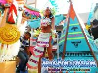 Fotos desfile de carrozas 2013, Carnaval de La Ceiba, parte 2