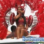Desfile de carrozas, Carnaval de La Ceiba 2013