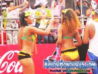 Fotos Desfile de Carrozas La Ceiba 2014 parte 1