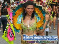 Fotos Desfile de Carrozas La Ceiba 2014 Parte 4