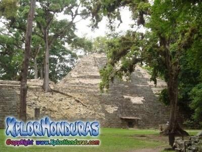 Gobernantes Mayas de Copan Honduras