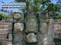 Gobernantes Mayas de Copan portada