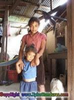 Grupo Indígena Pech de Honduras