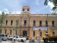 Hospital San Felipe Tegucigalpa