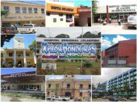 Hospitales de Honduras