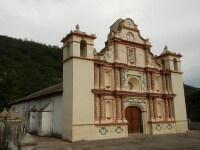 Iglesia San Matias La Campa Lempira