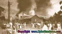 incendio en la ceiba 1932