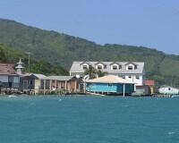 Isla de Guanaja Honduras