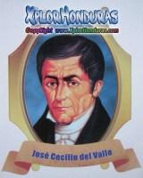 Jose Cecilio del Valle Heroes Nacionales de Honduras