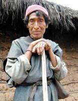 Julio Soto Cacique indigena Tolupan de Honduras