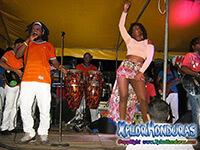 kazzabe agrupacion Carnaval de La Ceiba 2014