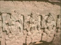 Ku Ix, Kaltuun Hix - Cuarto Gobernante Maya de Copan